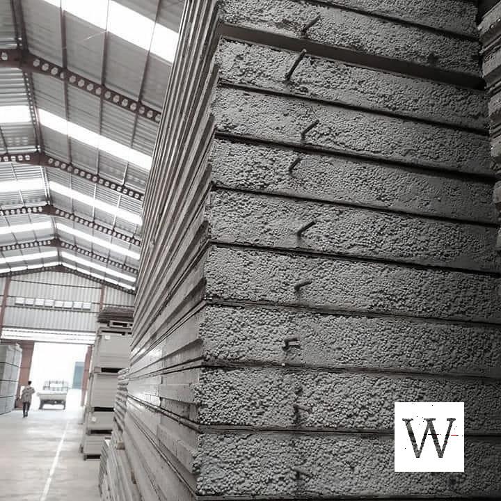 contoh produk panel beton ringan