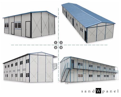 Pengertian Sandwich Panel dan Kelebihan Untuk Bangun Konstruksi